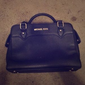 Michael Kors  hand bag in good condition .